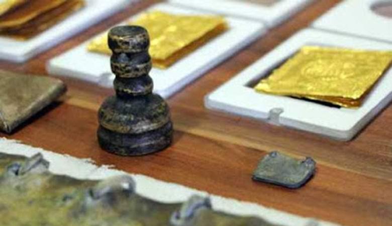 Найдена легендарная печать царя Соломона